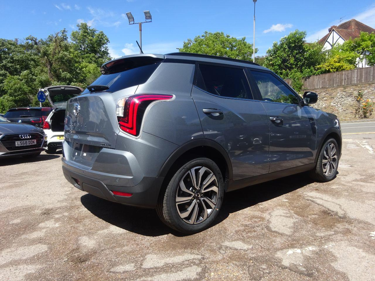 2020 SsangYong Tivoli 1.5 Ultimate  Auto - H/LEATHER - NAV - BLUETOOTH -