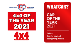 WhatCar? Car of the Year 2021